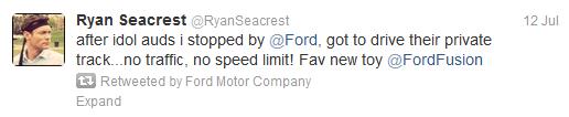 Ryan Seacrest Twitter