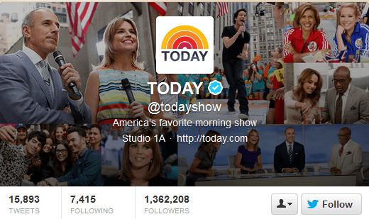 Today Show Twitter Header