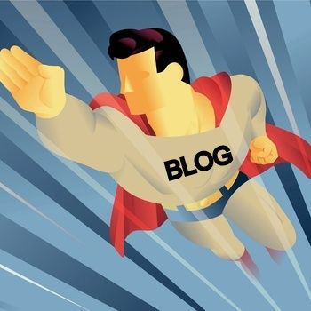Blog Super Hero