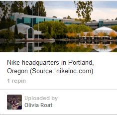 Pinterest Nike Pin