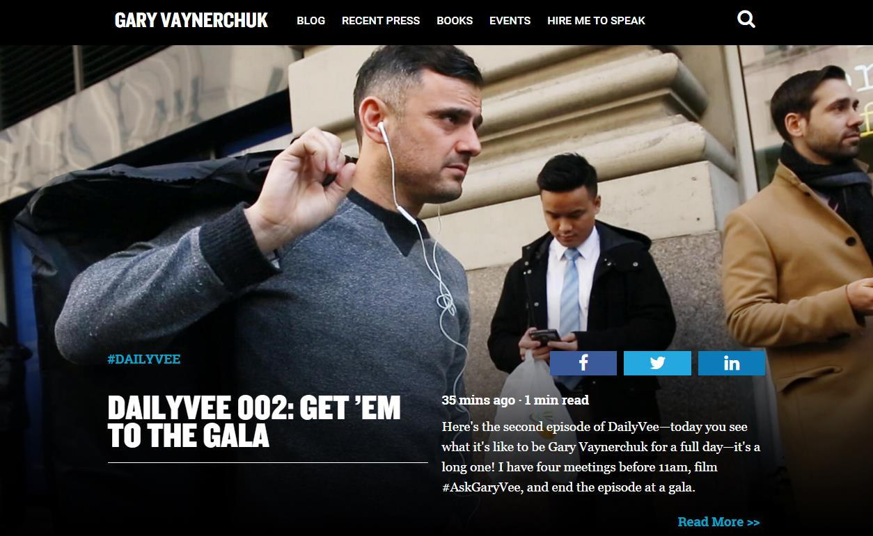 Market in the Year You Live in Gary Vaynerchuk Blog