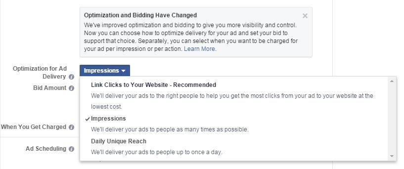 Facebook Ad Power Editor Optimization