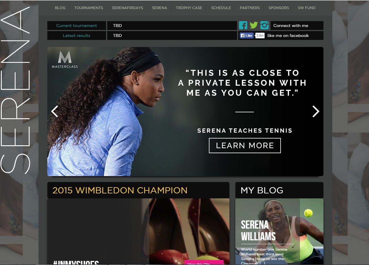 Self Branding Serena