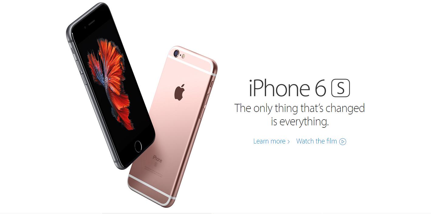 Apple iPhone 6s Ad