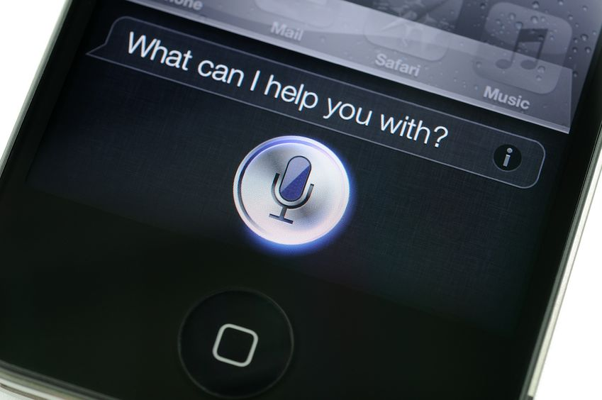 Voice Search Siri