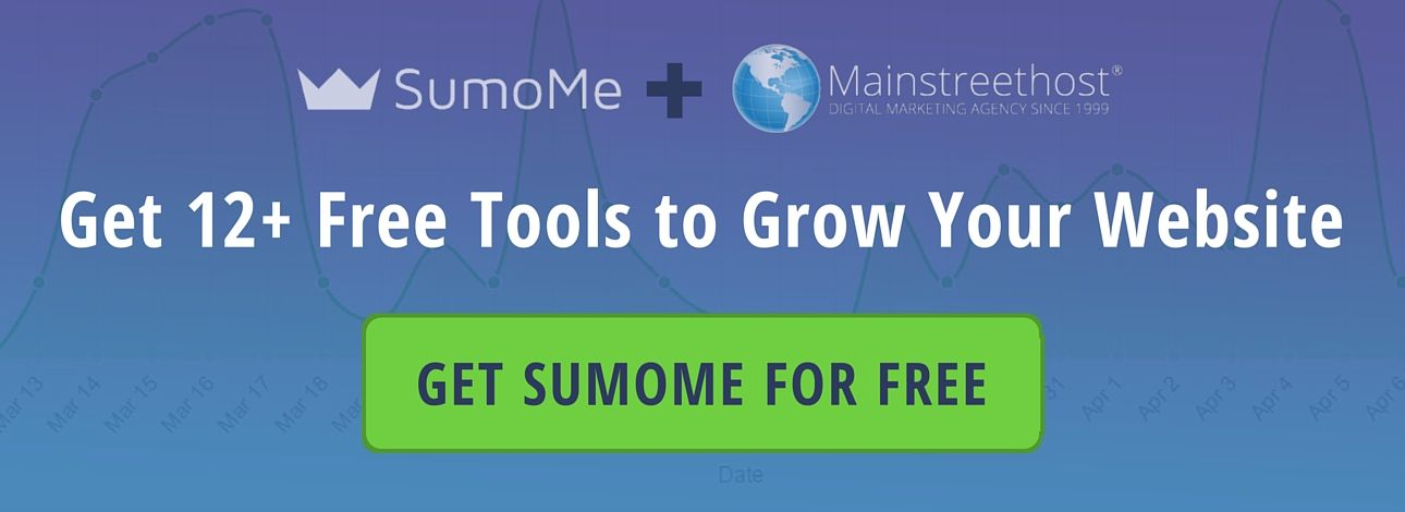 Get 12+ Free Tools to Grow Your Website with SumoMe
