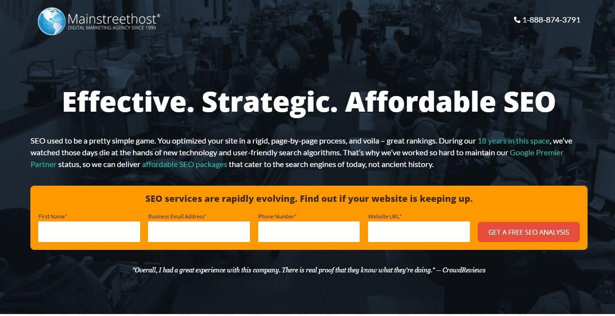 PPC Landing Page