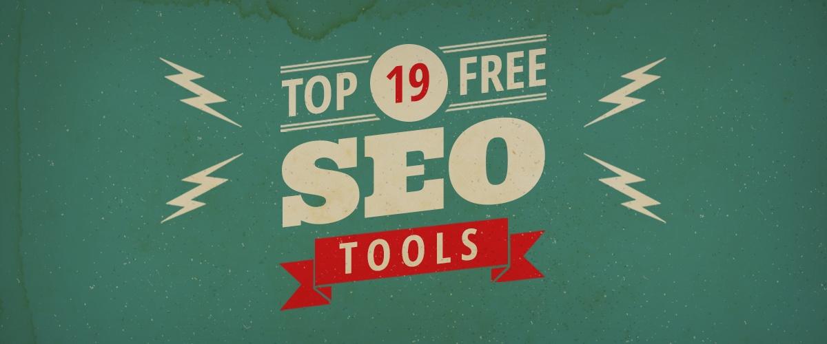 Top 19 Free SEO Tools
