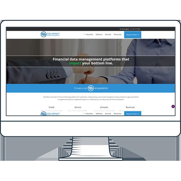 CSS Impact Website
