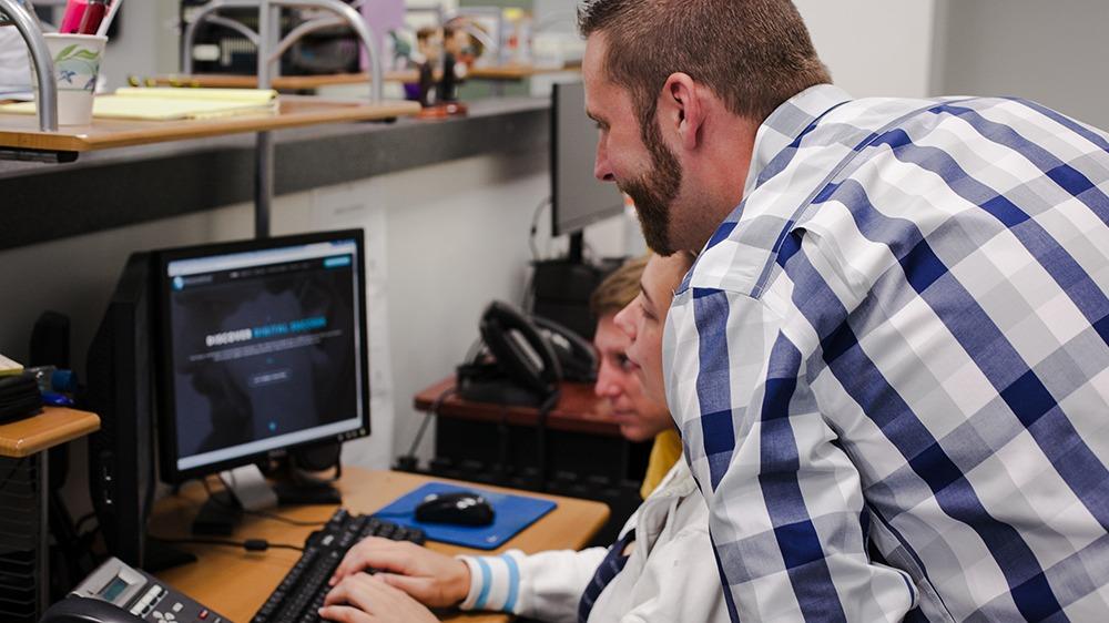 SEO team works on optimization
