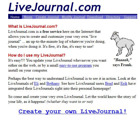livejournal.com (1999)