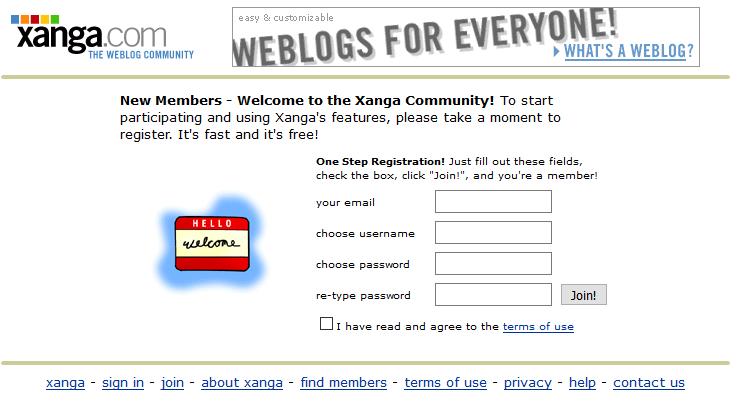 xanga.com