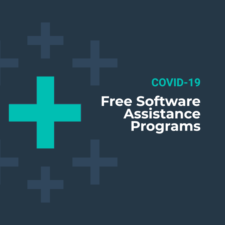 COVID-19 Free Software Assistance Programs